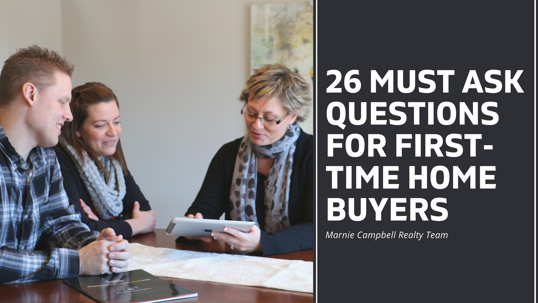 26 Must Ask Questions for First-Time Home Buyers