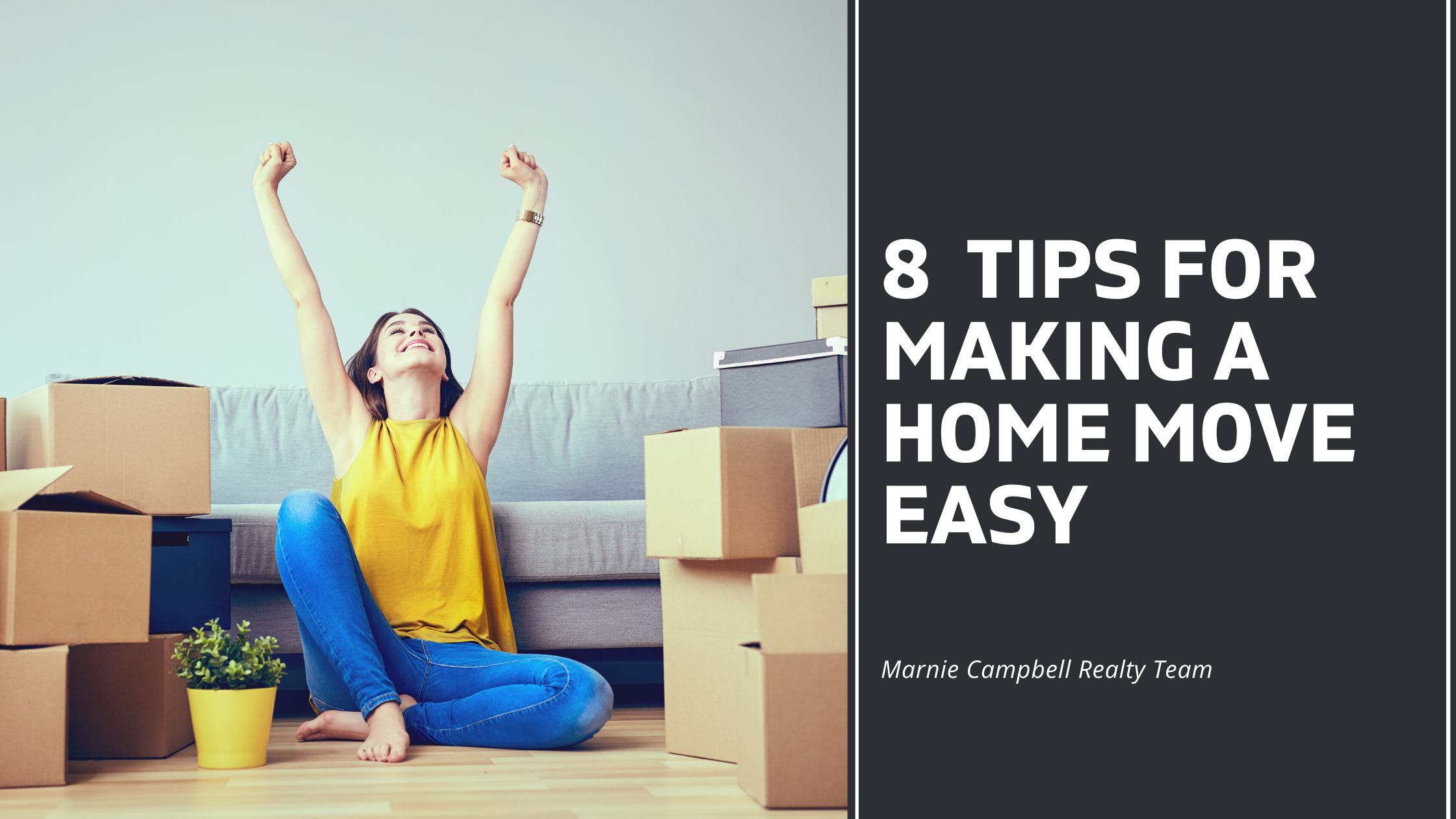 8  Tips for Making a Home Move Easy