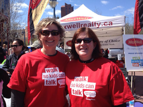 Marnie Campbell and Kim Arndt: Walk So Kids Can Talk