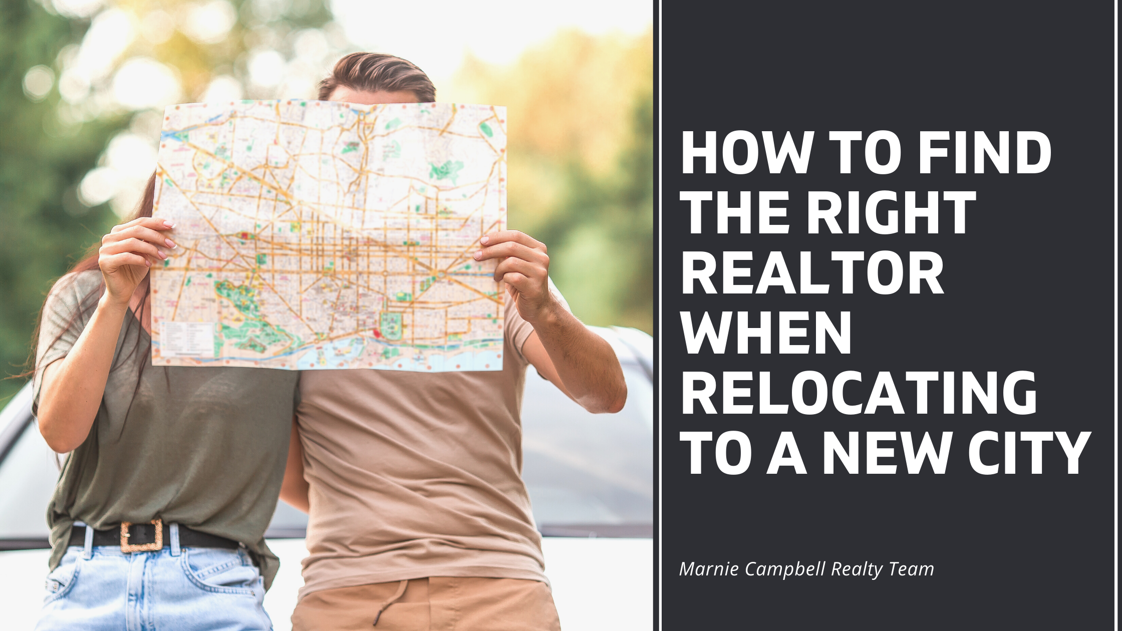 How to Find the Right Realtor When Relocating to a New City