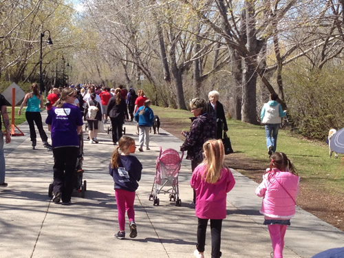 Walk So Kids Can Talk: Calgary, Alberta